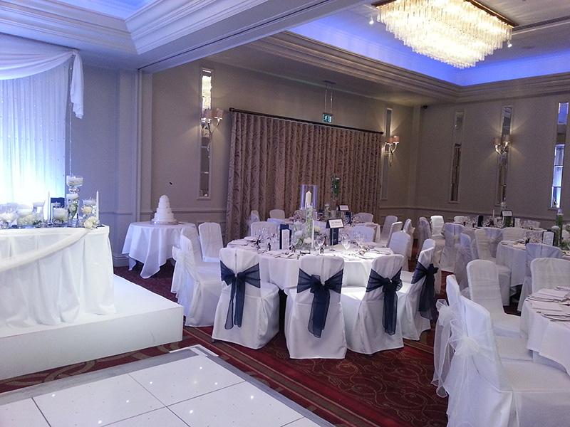 Chair Covers Wedding Venue Decorators