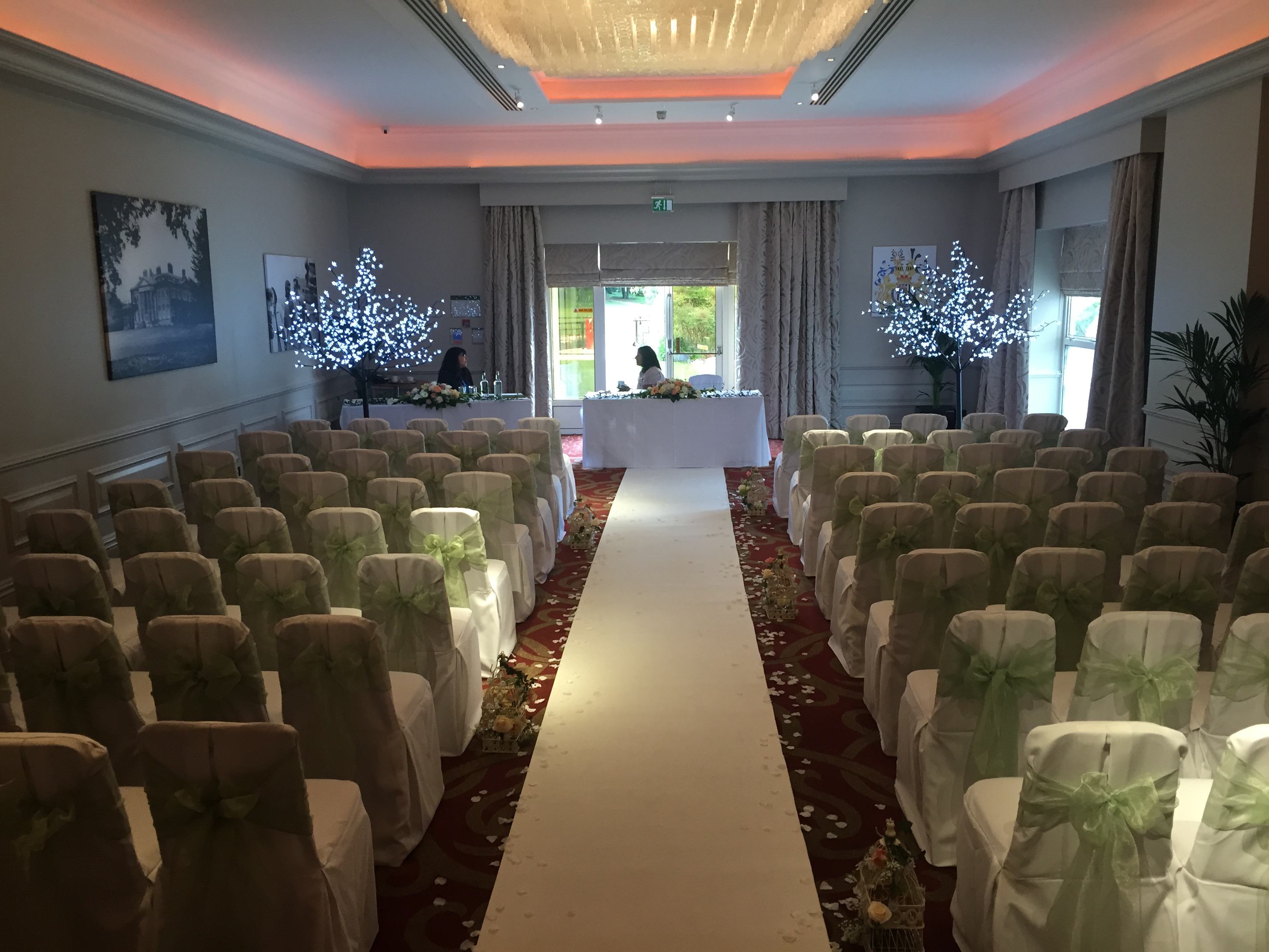 Chair Covers Wedding Venue Decorators