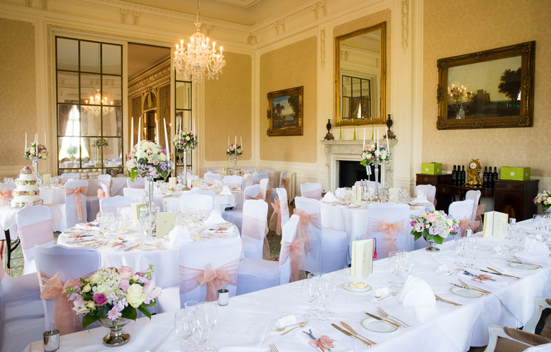 Luton Hoo Wedding Wedding Venue Decorators